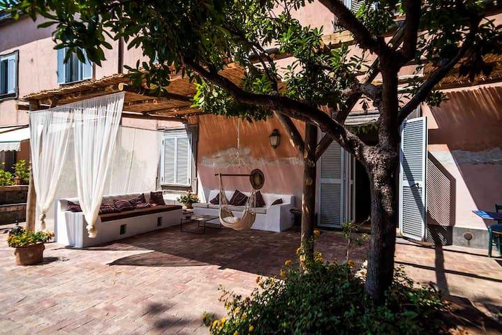 Villa Araucaria - Massa Lubrense - Villa