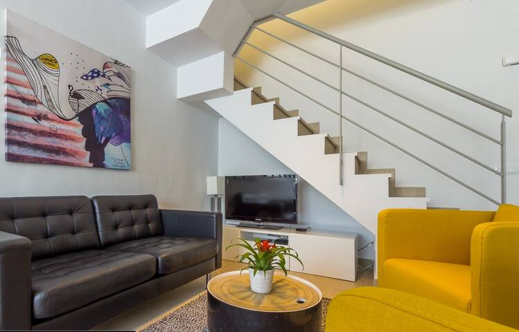Luxury penthouse apartment on Golden Mile
