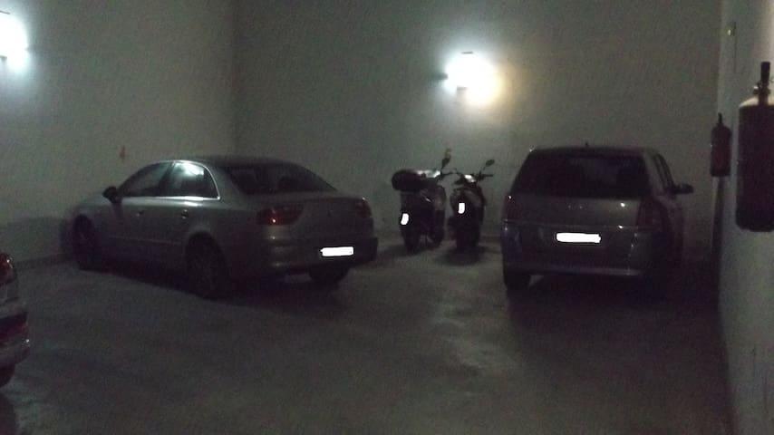 Aparcamiento de vehiculos - Mazagón - Lägenhet