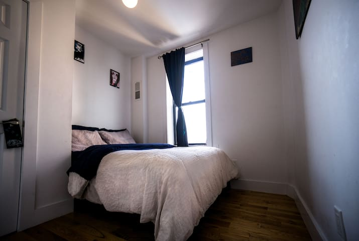 Private Bedroom in Upper Manhattan