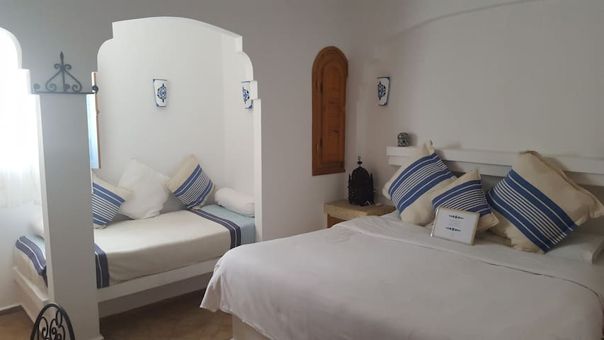 Comfort Double Room - Asilah - Hotel boutique