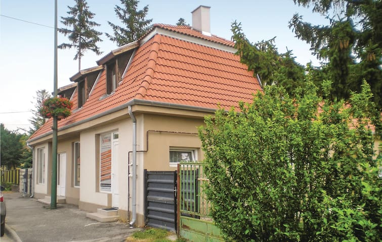 Holiday apartment with 1 bedroom on 35m² in Balatonfüzfö