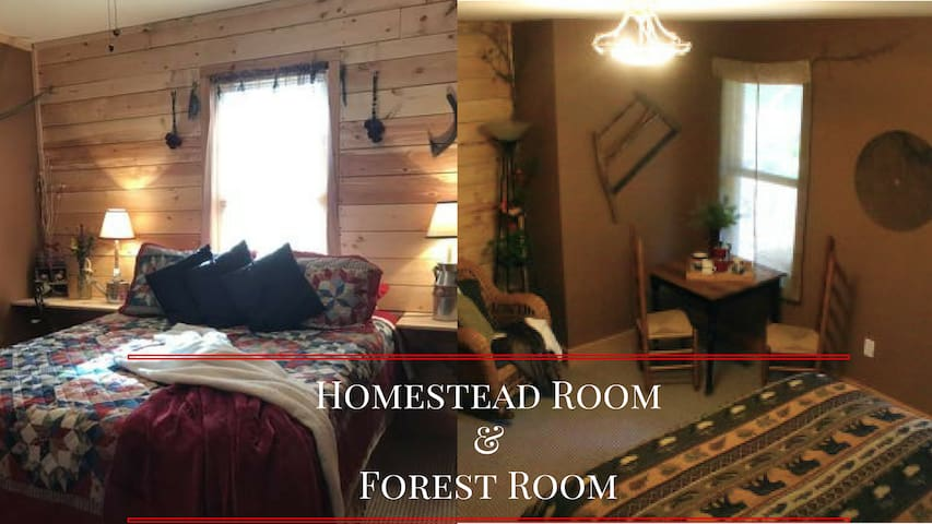 The Homesteader's Suite