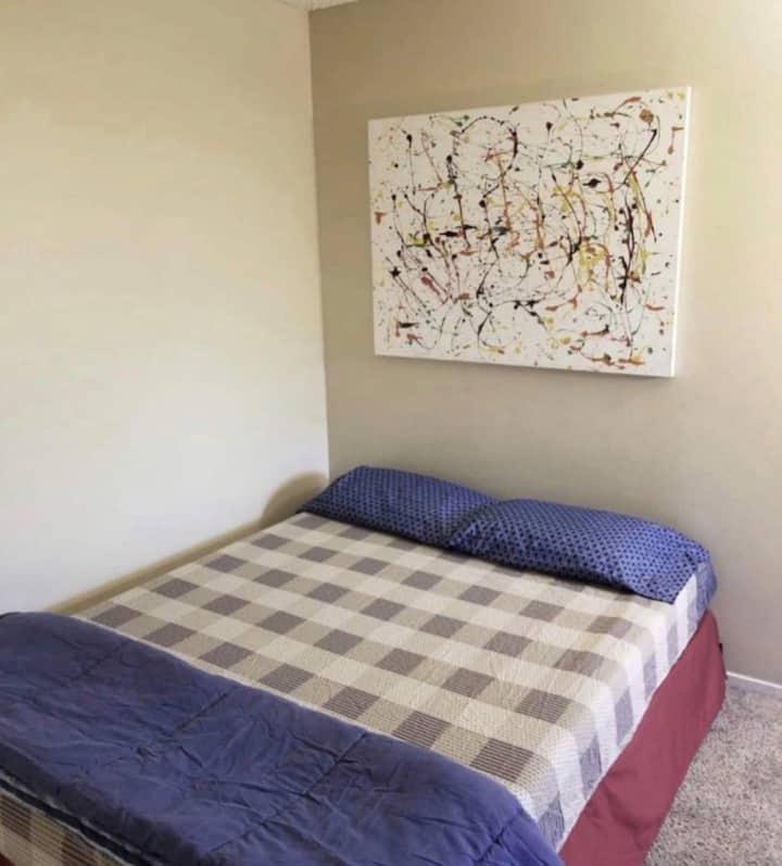 Vegas apartment