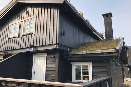 Koselig hytte sentralt i vakre Fageråsen i Trysil