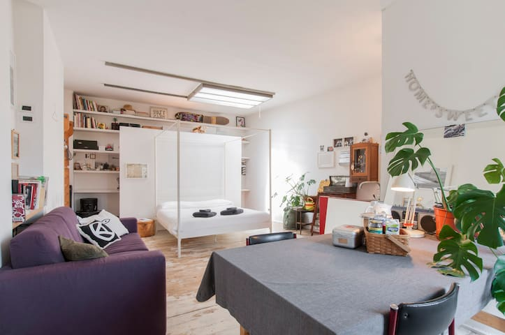 studio apartament / garibaldi - Milán - Loft