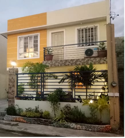 J&E House in Imus Cavite (NEW HOUSE)
