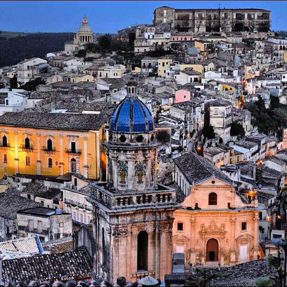 View from Santa Maria delle scale
