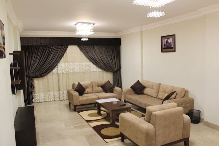 Hotel Apartment For Families