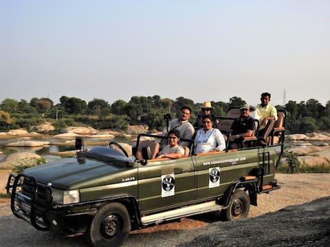 Leopard Safari Camp NearJawai Dam