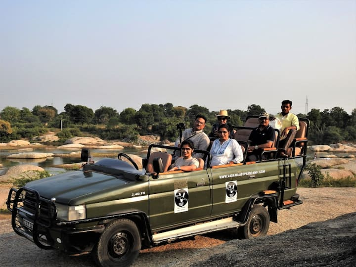 Leopard Safari Camp NearJawai Dam