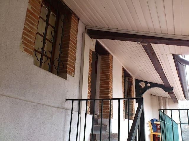 Studio rénové au centre de Toulouse - Toulouse