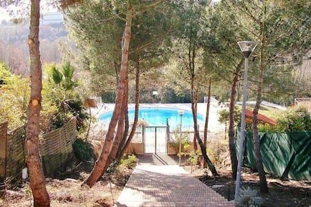 Spacious & Quiet Studio near Antibes with Pool - วัลบอนเน - อพาร์ทเมนท์