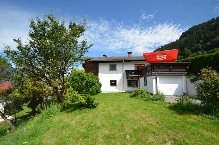 Holiday House Auer Kaprun - Panoramic View - Kaprun - Haus