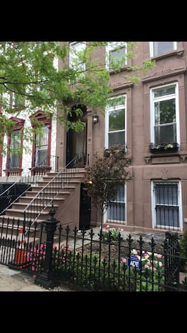 Charming Top Floor Apartment in BedStuy, Brooklyn