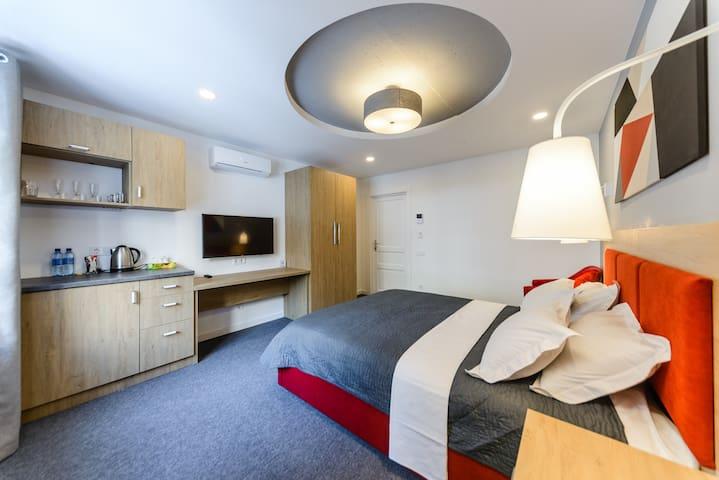 Уютные апартаменты в деловом центре ID772