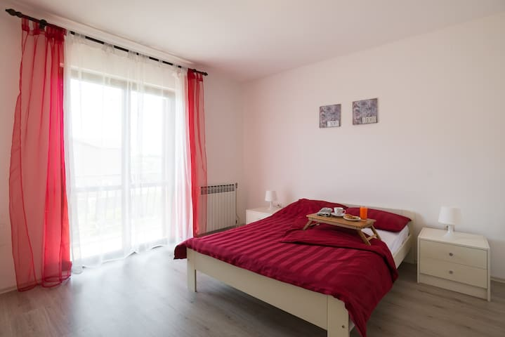 Charming and big apartment in Poreč for 8 persons - Poreč - Wohnung