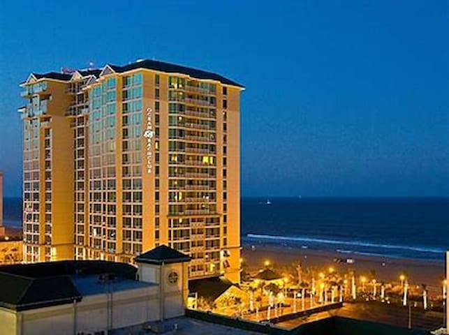Ocean Beach Club Cityview 1br sleeps 4