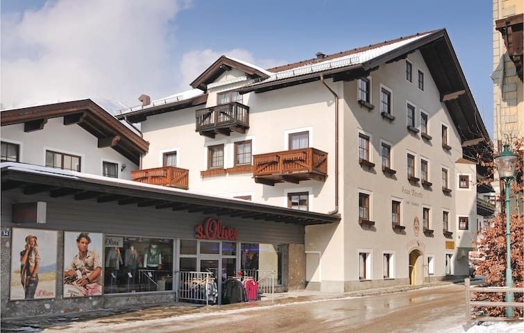 Holiday apartment with 1 bedroom on 45m² in Rauris