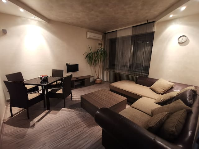 Apartman Snesh, 62m2, self check-in