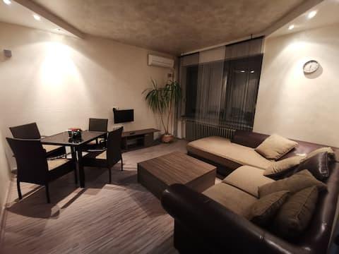 Apartman Snesh, 62m2, self check-in