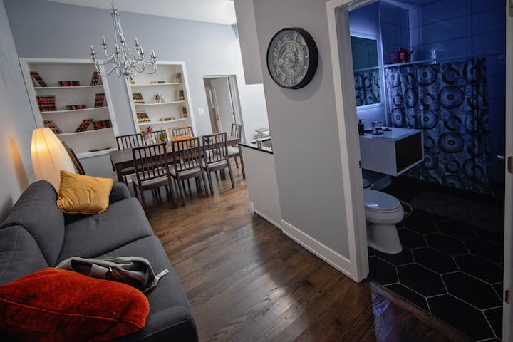 ⭐Luxurious room in Uptown close to ARAGON/WRIGLEY⭐
