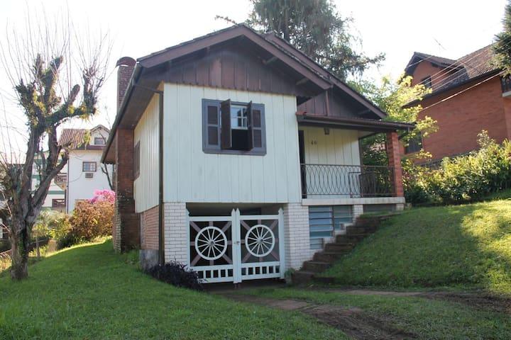 Casa no centro de Nova Petróplis