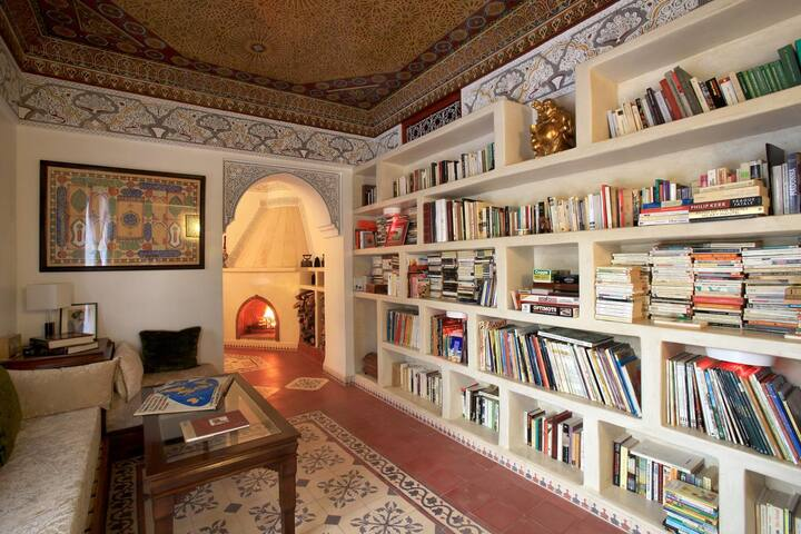 Riad Maison d'Hôtes Marrakech ancienne Medina