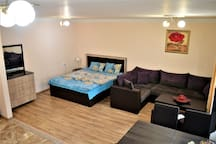 Apartment #1 - on Komitas 1 Street - 38m ²