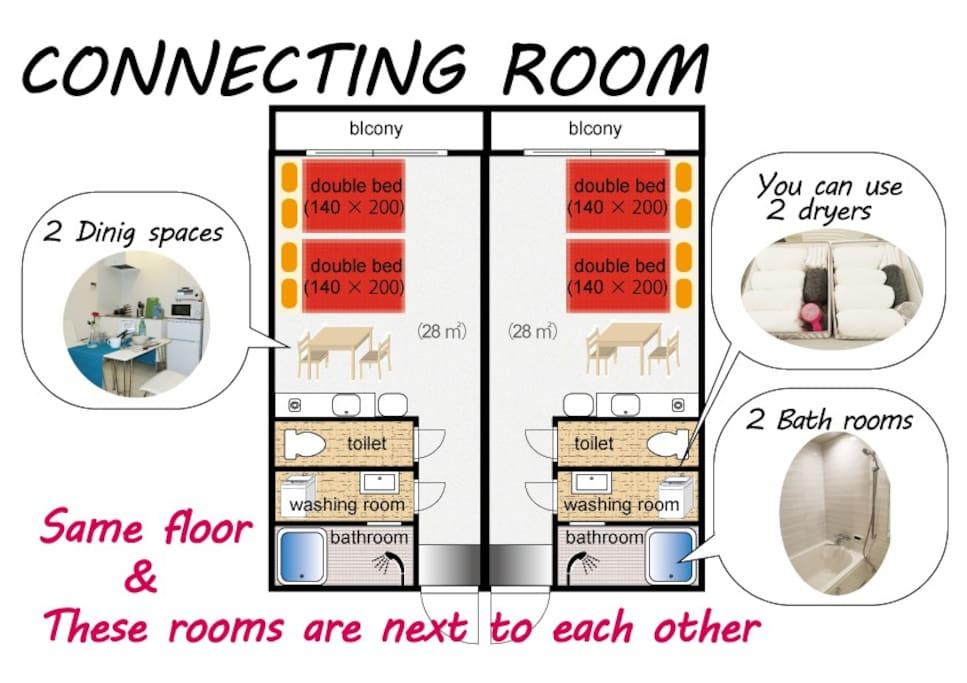 Room outlet