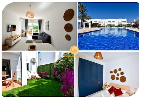 Casa Marinas-Your garden house with fibre optic!