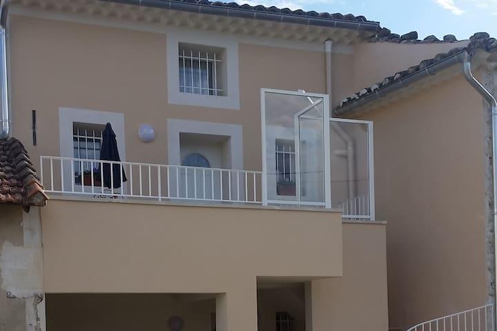 La Farigoulette Appartement Abricot (étage)