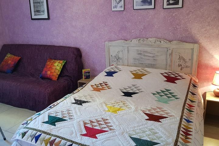 Saint Juéry : Maison avec espace privatif