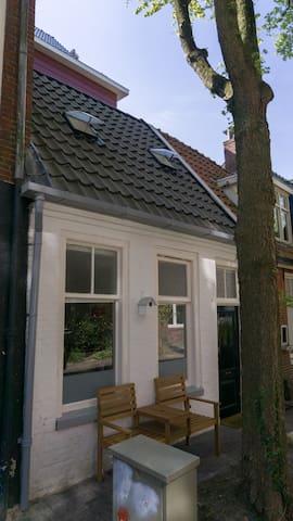 Schattig schippershuisje - Groningen - Talo