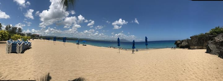 Stay at Waterfront -Playa Alicia is Finally Open