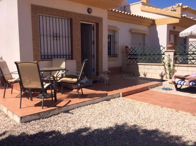 Lovely family villa - Murcia - Vila
