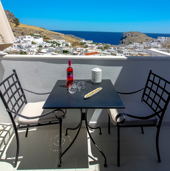 Domna Studios (Sea-View) Lindos