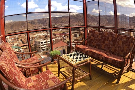 HAYKUMUY CUSCO APARTMENT 1 - GREAT VIEW AND PRICE! - Cusco