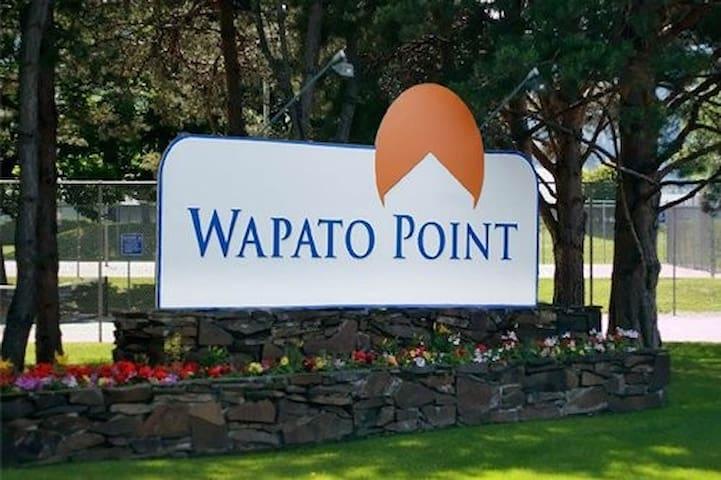 Wapato Point on Lake Chelan - Beach