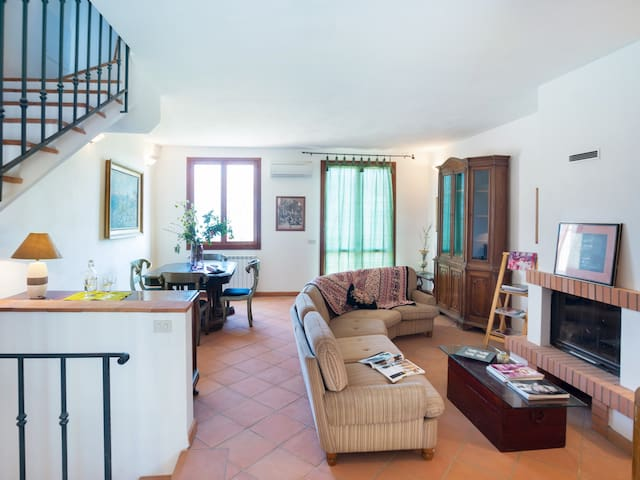 Capalbio-Retreat. Charming apartment near sea for8 - Pescia Fiorentina - Departamento