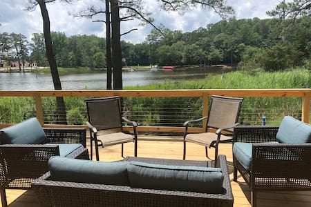 Beautiful Private Waterfront Home Lewes Rehoboth