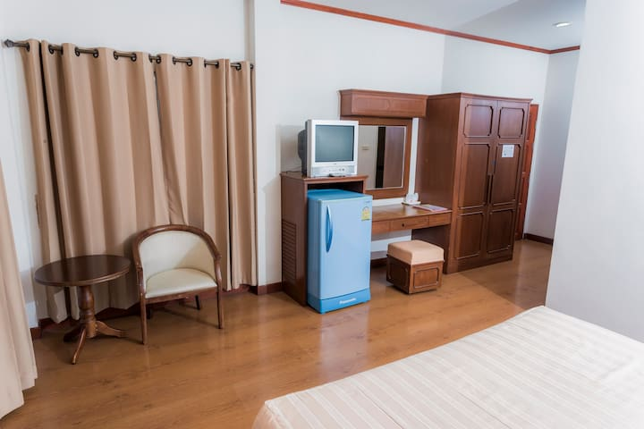 Clean room with full facilities