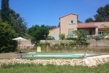 Maison avec piscine au coeur de la Provence - Saint-Chamas - Rumah