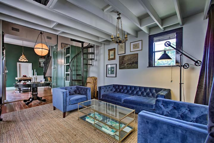 Luxury New Orleans Home ~4 Miles to French Quarter