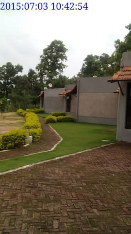 The Kanha Kiskindha of kanha national park