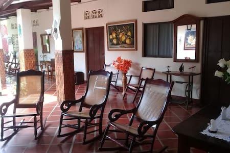 Casa Hostal Villa Maria - Mompox