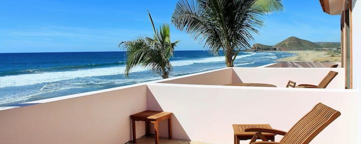 Oceanfront @ Cerritos Beach Inn