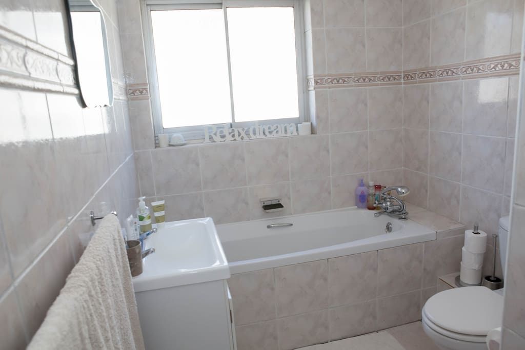 Bathroom - shower not featured in photo