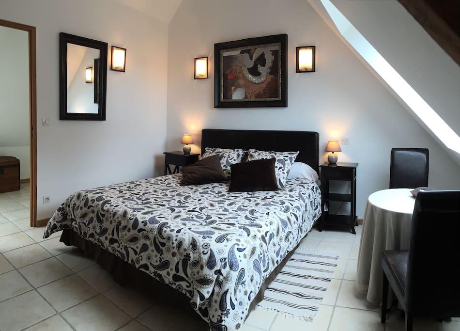 chambre d h tes villa boreas avec petit d jeuner chambres d 39 h tes louer wissant nord pas. Black Bedroom Furniture Sets. Home Design Ideas