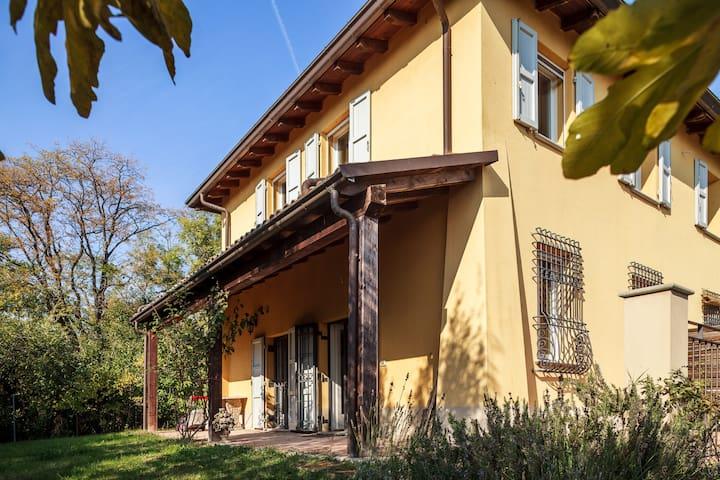 Cà del Genio villa con vista - Bologna - Hus